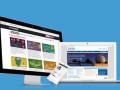 Palegia website design